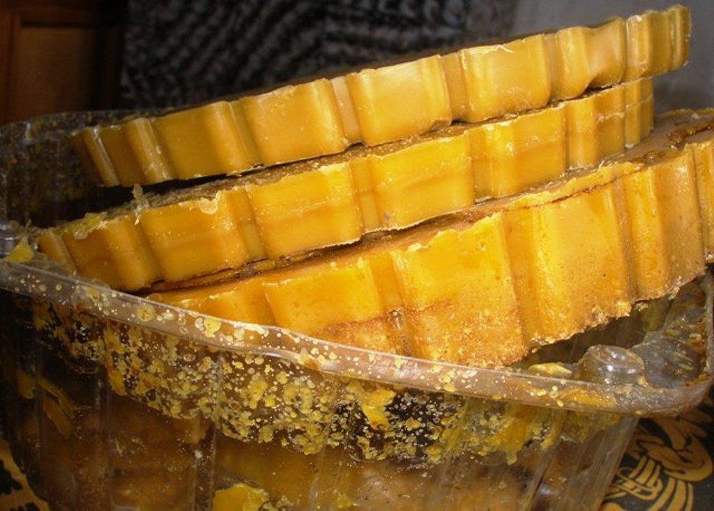 Как осветлить пчелиный воск в домашних условиях
